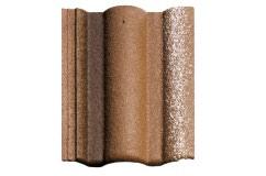 Цементно-песчаная черепица Braas модель адрия