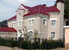 Монтаж кровли в Одинцовском районе